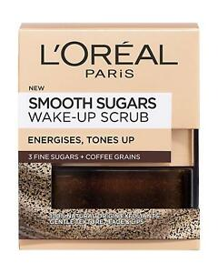 L'oreal Smooth Sugar Scrub Coffee 50ml
