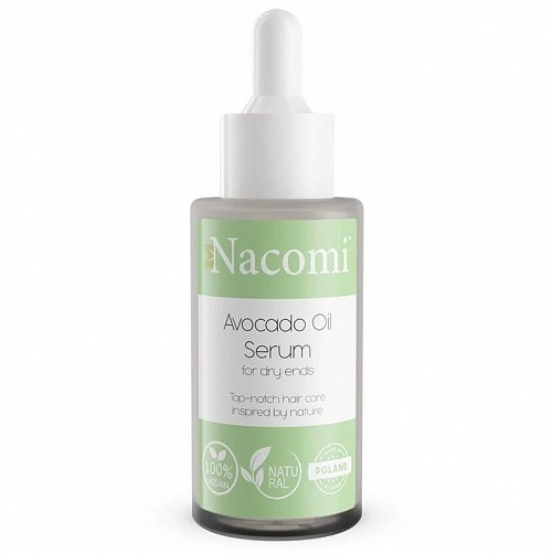 Nacomi Avocado Oil Serum for Dry Ends 50ml