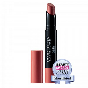 MUA Super Stylo Satin Finish Lipstick - Heroic