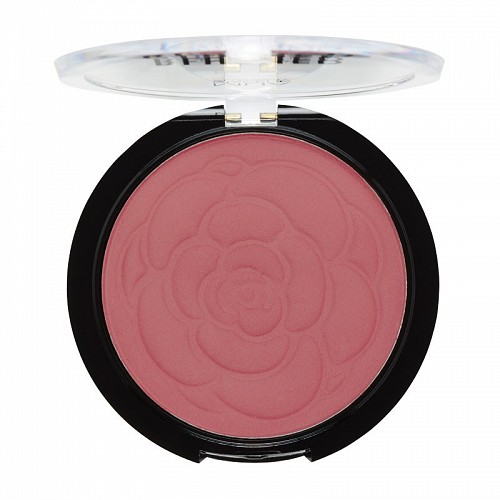 MUA Blushed Matte Blush Powder - Rouge Punch