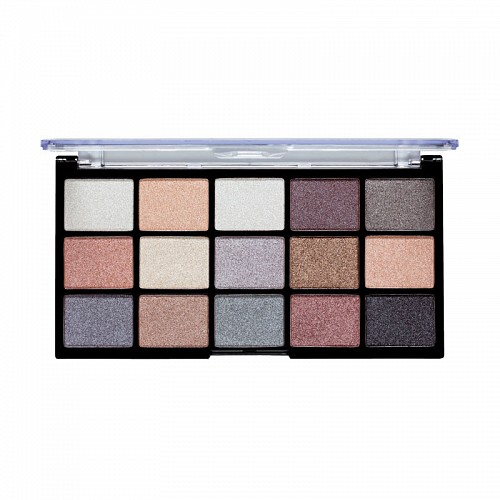 MUA Pro Eyeshadow Palette - Frosted Gleam