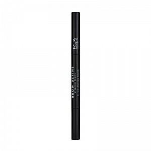 Mua Brow Define Micro Eyebrow Pencil Black