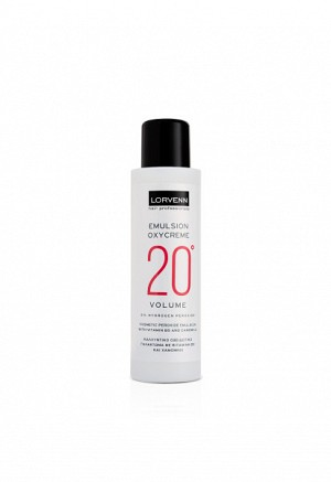 PERMANENT HAIR COLOR OXYCREME EMULSION 20╟VOL 500ml
