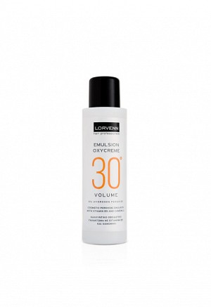 PERMANENT HAIR COLOR OXYCREME EMULSION 30╟VOL 500ml