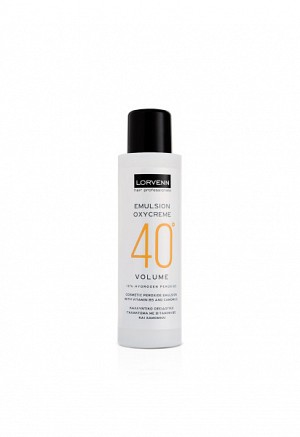 PERMANENT HAIR COLOR OXYCREME EMULSION 40╟VOL 500ml