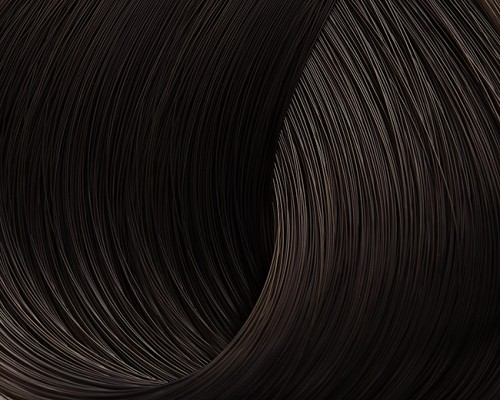PERMANENT HAIR COLOR BEAUTY 4.07 Natural Brown Coffee