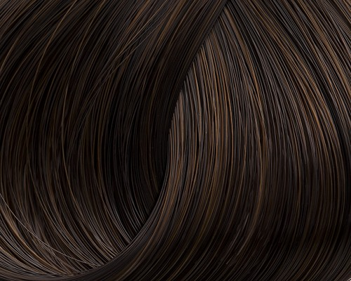 PERMANENT HAIR COLOR BEAUTY 5.37 Light Brown Golden Coffee