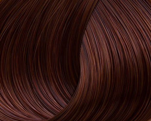 PERMANENT HAIR COLOR BEAUTY 5.6 Light Brown Red