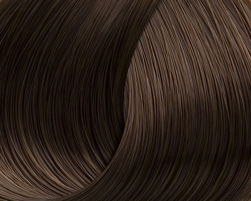 PERMANENT HAIR COLOR BEAUTY 6.07 Natural Dark Brown Coffee