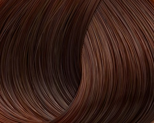 PERMANENT HAIR COLOR BEAUTY 6.41 Dark Blond Copper Ash