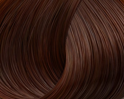 PERMANENT HAIR COLOR BEAUTY 6.46 Deep Copper Red