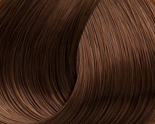PERMANENT HAIR COLOR BEAUTY 6.74 Dark Blond Coffee Copper