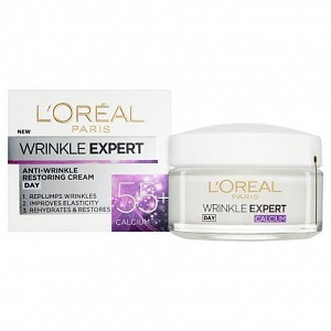 L'Oreal Wrinkle Expert 55+ Restoring Day Cream 50ml