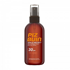 Piz Buin Tan & Protect Sun Oil Spray SPF30 150ml